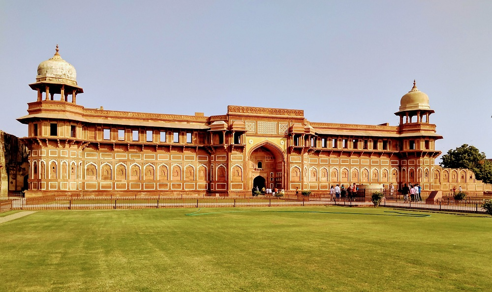 Agra Fort in Agra, Uttar Pradesh