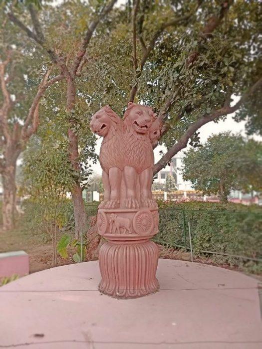 Ashoka Pillar, Sarnath