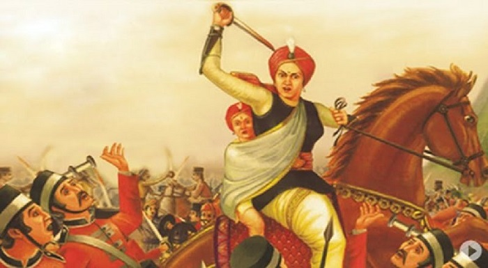 Rani Laxmi Bai : Freedom Fighter from UP
