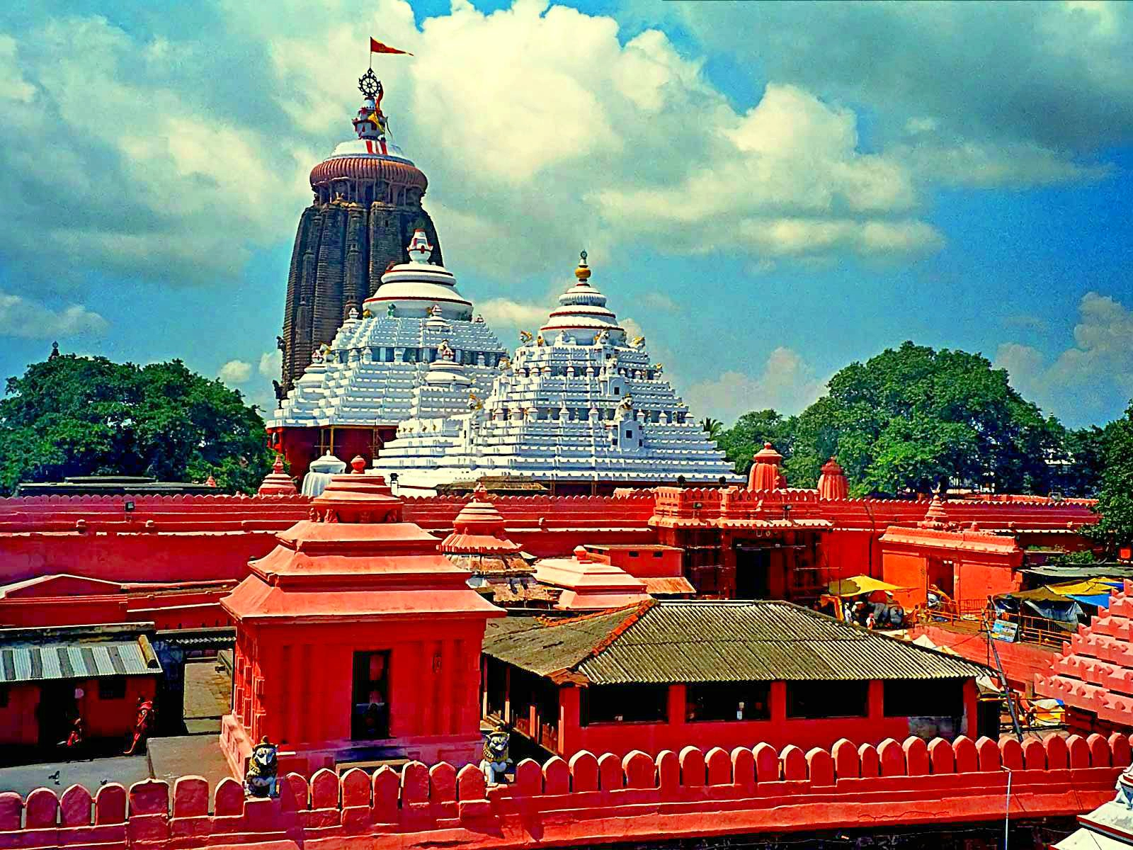 Bareilly - Jagannath Temple