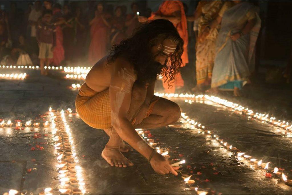 Diwali in Varanasi