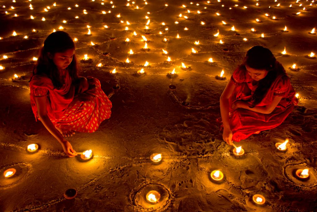 Diwali in Uttar Pradesh